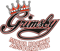 Grimsby Minor Hockey Logo